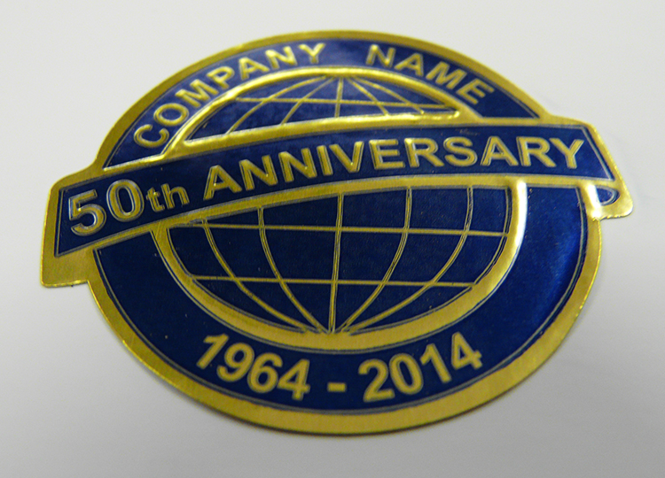 Embossed Company Seal